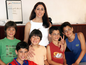 italian language schools and courses in Italy - special courses and classes for children